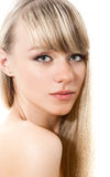Sexy blond Royalty Free Stock Images