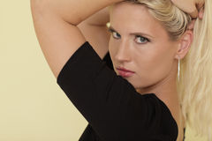 Sexy blond Royalty Free Stock Photo