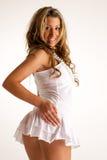 Sexy Blond Stock Afbeeldingen