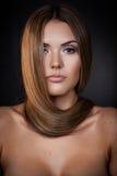 Sexy blond lady Stock Photography