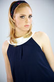 blond model Royalty Free Stock Photography