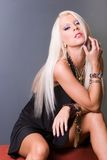 blond woman Royalty Free Stock Photos