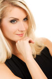 Sexy blond woman Royalty Free Stock Images