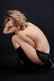 Sexy blonde Royalty Free Stock Photos