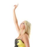 blonde Royalty Free Stock Photography