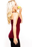 Sexy blonde Royalty Free Stock Photo