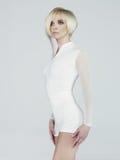 Sexy blonde Stock Foto's