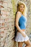 Blonde Model Stock Images