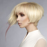 Sexy Blondine Stockbilder