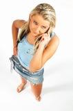 Sexy business woman Stock Photo