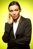 Business Woman MG. Stock Photos