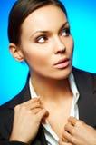 Business Woman MG. Royalty Free Stock Photo