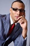 Sexy businessman Stock Image