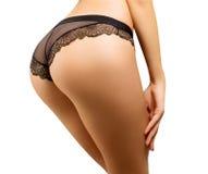 Sexy butt girls Stock Image