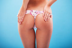 Sexy butt Royalty Free Stock Photo