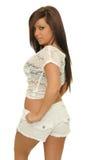 Sexy caucasian woman Stock Photo