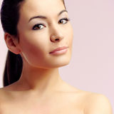 caucasian young woman Royalty Free Stock Photography