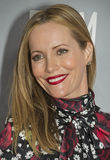 Sexy Comedic-Actrice, Leslie Mann Stock Afbeelding