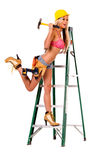 Sexy Construction Worker Stock Images