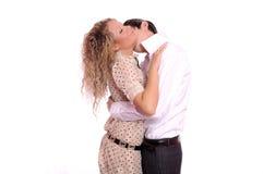 Sexy couple Stock Image