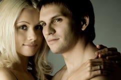 Sexy couple Stock Photos