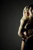 Sexy couple Royalty Free Stock Photography