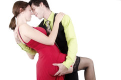 Sexy couple Royalty Free Stock Photos