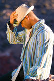 cowboy. royalty free stock photos