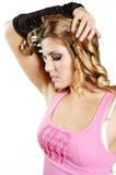 dancer girl Royalty Free Stock Photography