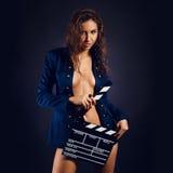 Sexy Direktor stockbild