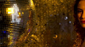 disco dancer woman