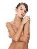 'sexy' e beleza Imagens de Stock Royalty Free
