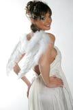 Sexy engel royalty-vrije stock foto