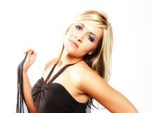 Sexy fahion girl Stock Image