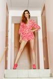 Sexy fashion model Stock Photo
