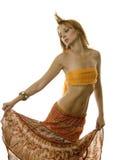 Sexy fashion model Stock Photos