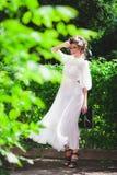 Sexy fashion model Royalty Free Stock Photography