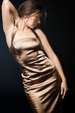 Sexy fashionable woman Stock Photo