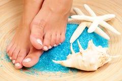 female feet Royalty Free Stock Image