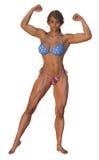 Sexy female fitness model Stock Photo