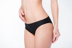 Sexy female hips Royalty Free Stock Photos