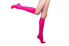 Sexy female legs Stock Image