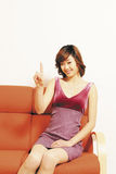 female model royalty free stock photography