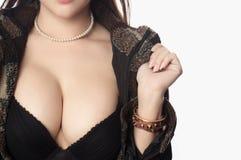 Sexy female model Stock Photos
