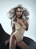 Sexy Frau lizenzfreies stockfoto