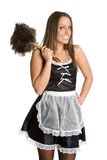 Sexy French Maid Stock Photos