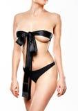 Sexy gift, mannelijke fantasie Stock Foto