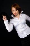 Sexy girl Stock Photography