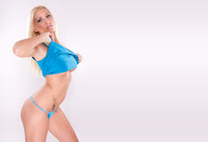 Sexy girl Royalty Free Stock Images