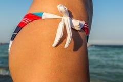 Free Sexy Girl In Bikini Royalty Free Stock Images - 26106639